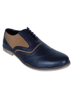 Monkx Blm-708 Blue Men Casual Shoes