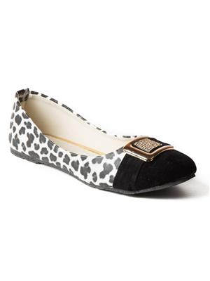 Mango People Bls-002-Bk Cheeta-Black Women Bellies