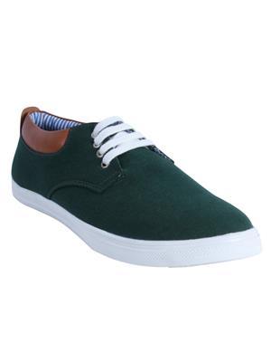 Monkx Blx-050 Green Men Casual Shoes