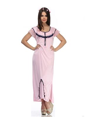 Belle Nuits BN2P3570014BPNIGHTY Baby Pink Women Nightwear