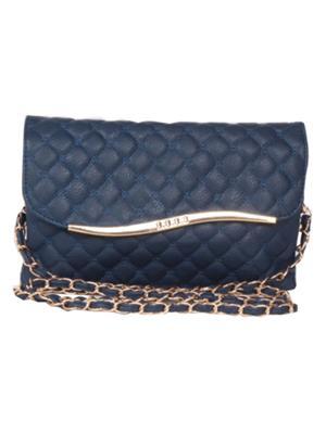 Lee Italian BNS_SLBGC010 Blue Women Sling Bag