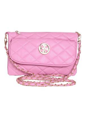 Lee Italian BNS_SLBGC010 Pink Women Sling Bag