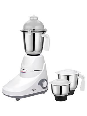 Padmini Essentia Bolt-750 White Mixer Grinder