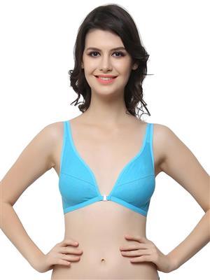Clovia BR0348P03 Blue Women Bra