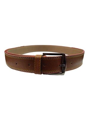 Ansh Fashion Wear BRN-B Brown Men Belt