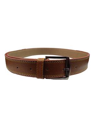 Ansh Fashion Wear BRN-C Brown Men Belt