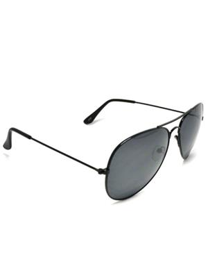 Backley BS-1504 Black And Grey Unisex Aviator
