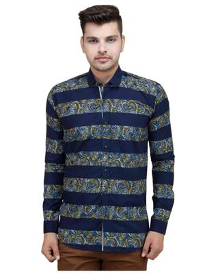 Brunosantae BS1646 Multicolored Men Casual Shirt