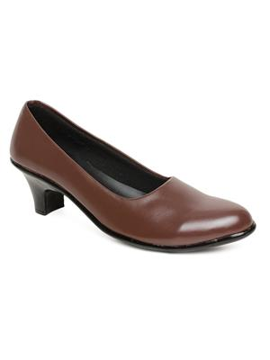 Bare Soles BSB-707a Brown Women Formal Shoes