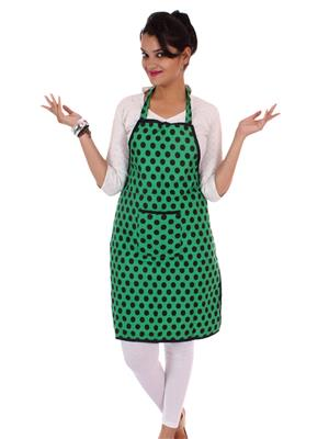 Switchon   BST-BLKGR-DOT01 Multicolored Apron