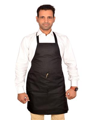 Switchon   BST-BLKWAP01 Black Apron