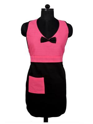 Switchon BST-PK-BLK01 Pink-Black Apron