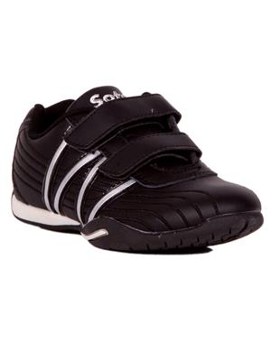 Escan BWES410231-2 Black Baby Boys Sports Shoes