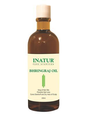 Inatur Bhringraj Oil Skin Care
