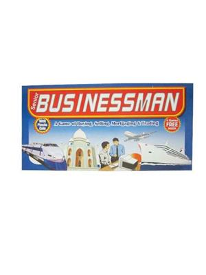 Rahul Businessman Board Game