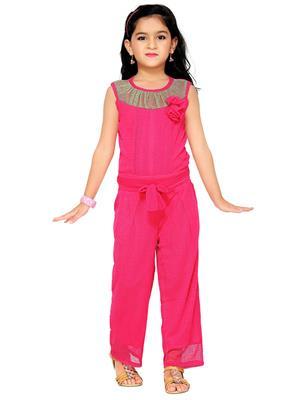 Aarika C120RNI Rani Girl Jumpsuit