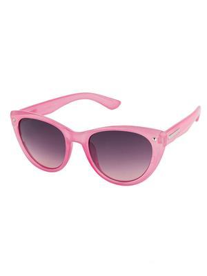 Rafa CATWALK-PINK Pink Unisex Cateye Sunglasses