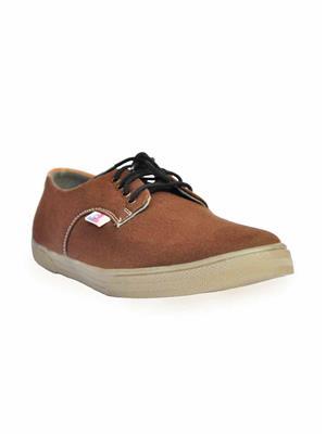 Cubebro CB4646BR Brown Men Casual Shoe