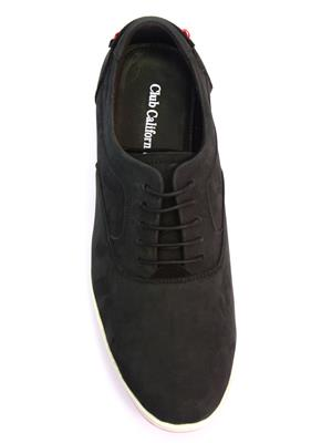 Club California CC17 Black Men Shoe