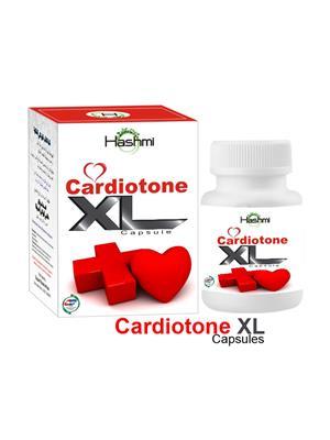 Herbal Heart Problem Treatment (Cardiotone Capsules)