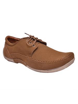 Elixir CD-BigMan-2591 Khaki Men Casual Shoe
