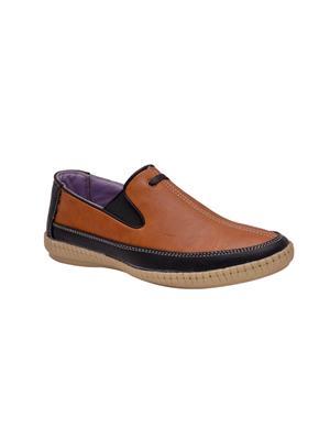 Elixir Man CD-GoodBoy-2027 Tan Men Casual Shoes