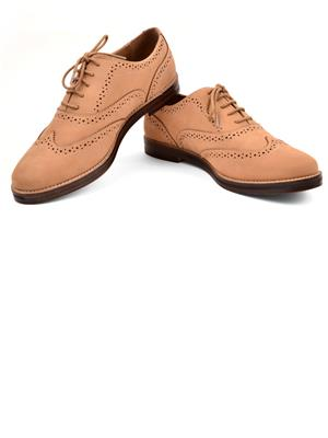 Carlton London CLM-1084 Brown Men Shoe