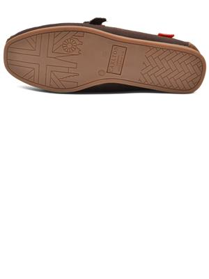 Carlton London CLM-0965 Brown Men Shoe