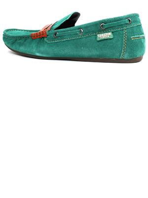 Carlton London CLM-1110  Green Men Shoe