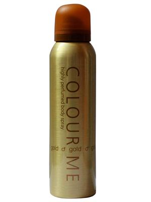 Colour Me Cm-Go Gold Perfume For Women