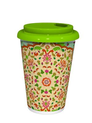 Kolorobia CMGMGL13 Pleasing Mughal Light Café Mug