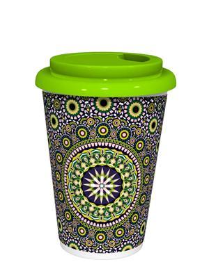 Kolorobia CMGMO08 Richest Moroccan Café Mug