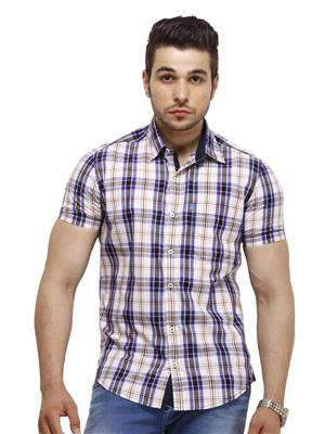 Numero Uno CMSHHA-11 Multicolor Men Casual Shirt