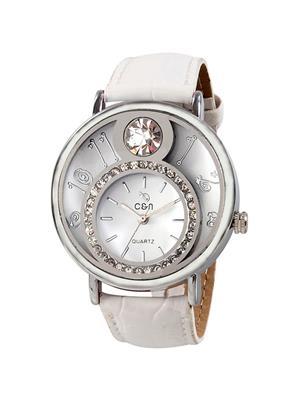 Chappin & Nellson CN-10-L-White Women Wrist Watch