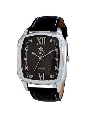 Chappin & Nellson  CN-16-G-B Black Men Wrist Watch