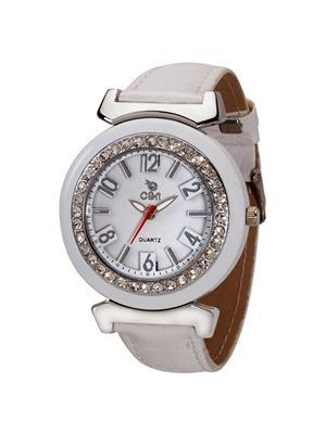 Chappin & Nellson CNL-41-White Women Wrist Watch