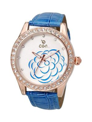 Chappin & Nellson CNL-50-Blue-RG Women Wrist Watch