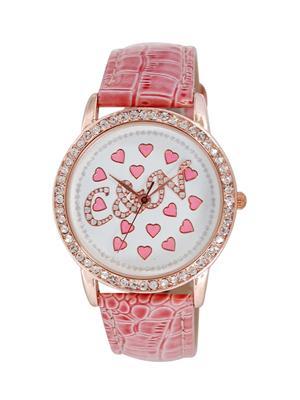 Chappin & Nellson CNL-76-RG-Pink Women Wrist Watch