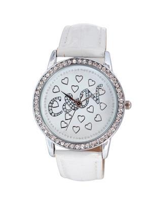 Chappin & Nellson CNL-76-White Women Wrist Watch