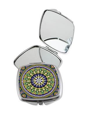 Kolorobia Beautiful Moroccan Compact Mirror