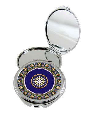 Kolorobia Pleasing Moroccan Compact Mirror