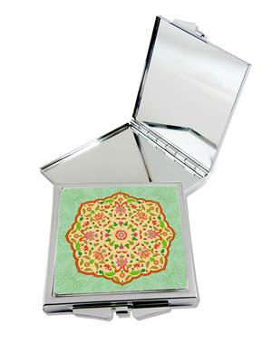 Kolorbia Refined Mughal Light Compact Mirror
