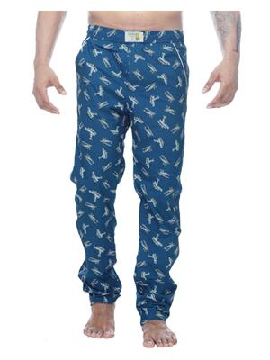 Clickroo CPTF0029M Blue Sports & Trackwear