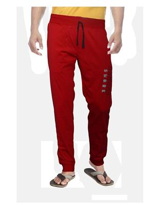 Clickroo CPTF0146L Red Sports & Trackwear