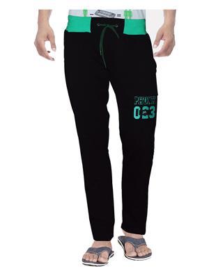 Clickroo CPTF0163  Black Sports & Trackwear