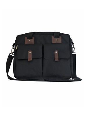 Mohawk CR-MK-06 Apache Black Office Bag