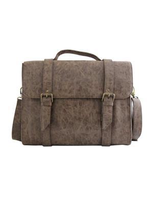 Mohawk CR-MK-42-1 Idol Dark Brown  Office Bag