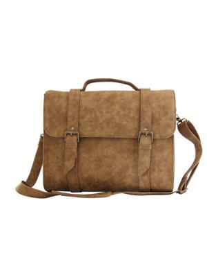 Mohawk CR-MK-42-2 Idol Tan Office Bag