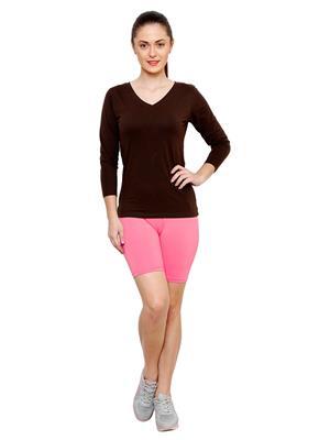 Softrose CS01P Pink Women Shorts