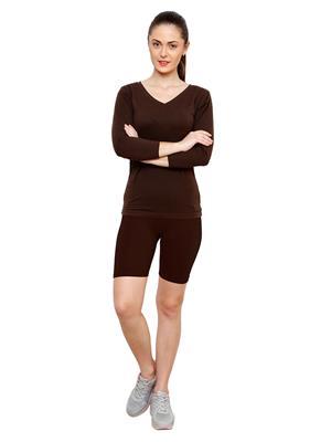 Softrose CS02BC Multicolored Women Shorts Combo of 2